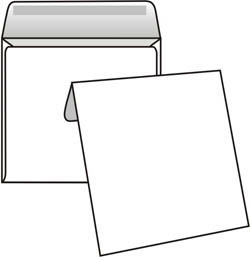 Конверт для CD-диска без окна